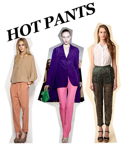 We covered trousers in every shape and color — which pair will you pick up for Spring?