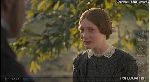 Video: Jane Eyre Video Movie Review, Starring Mia Wasikowska and Michael Fassbender