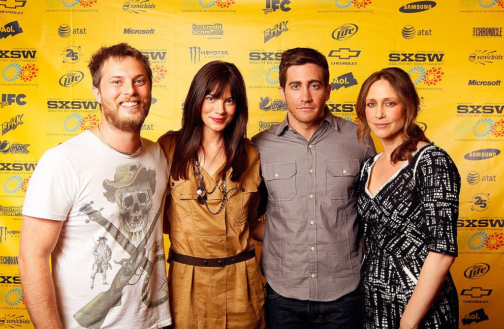 Jake Gyllenhaal Kicks Off the SXSW Festival by Cracking the Code of Restroom Behavior