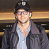 Pictures of Bradley Cooper at LAX as Limitless Is Number One at the Box Office