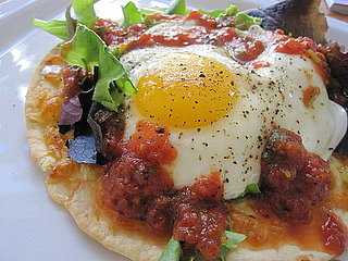 Fried Egg on Tortilla Recipe 2011-03-14 15:34:11