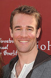 James Van Der Beek Has a Charitable Afternoon With Adorable Olivia