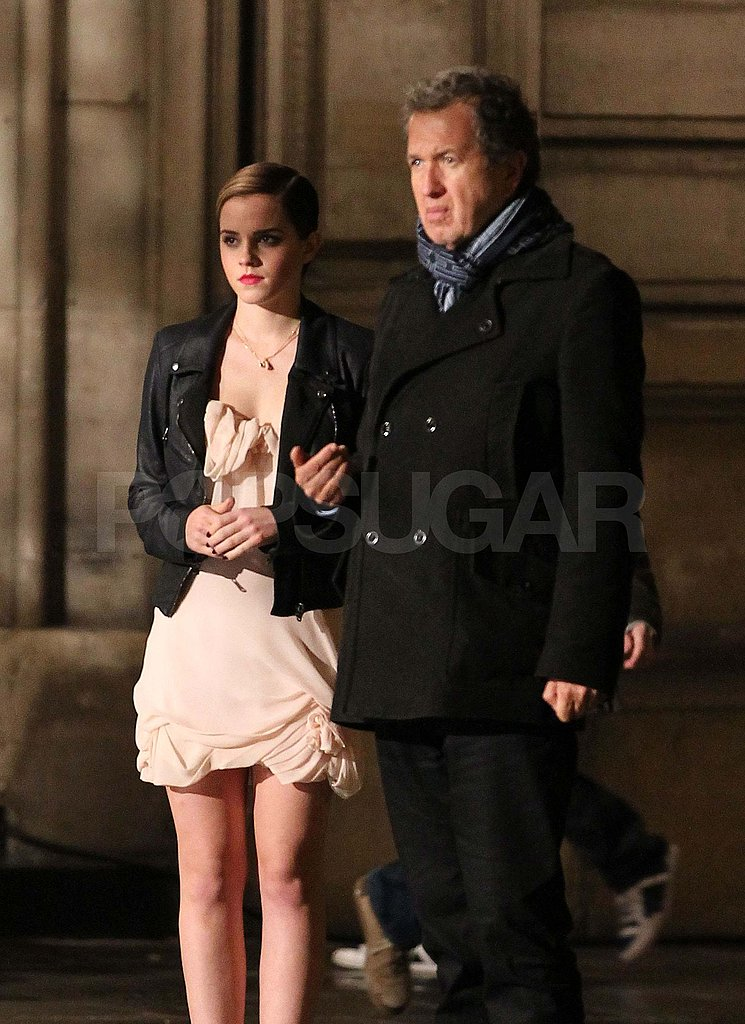 Pics: Emma Watson Poses For Mario Testino as Lancome's Newest Lady!