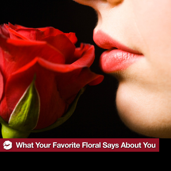 What Your Favorite Flower Scent Says About Your Personality