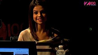 Video: Selena Gomez Talks About Justin Bieber on Z100