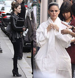 Karl Lagerfeld Directs Rachel Bilson in Black and White