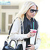 Pictures of Rachel Zoe Pregnant in LA