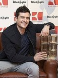 Orlando Bloom Heads to Spain to Pose For Hugo Boss