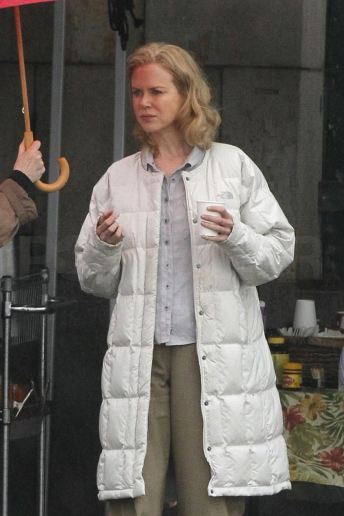 Lucky Lady Nicole Kidman Spends a Day on Set With Clive Owen