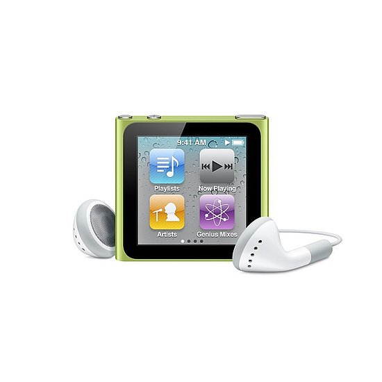 Green iPod Nano ($149 - $179) 