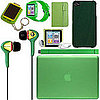 Green Gadget Accessories For St. Patrick's Day