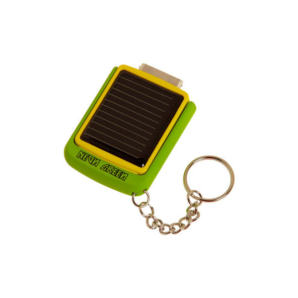 You've Got the Power Solar iPhone Charger ($38)