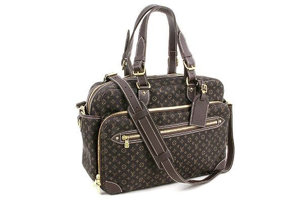 Louis Vuitton Mini Lin Diaper Bag