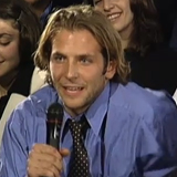 Bradley Cooper on Inside the Actors Studio as an Audience Member Video