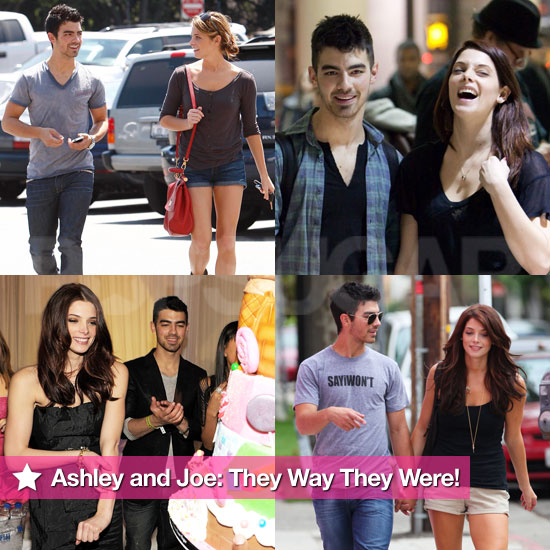 Ashley Greene and Joe Jonas: The Way They Were!