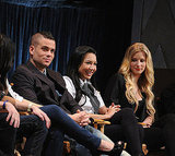 The Cast of Glee Dishes About Rumors, Prom, and Kurt's Return to McKinley High