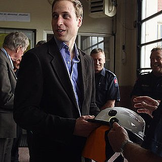 Pictures of Prince William on a Tour of New Zealand Without Kate Middleton