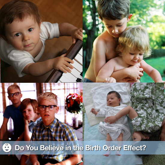 Do You Believe in the Birth Order Effect?