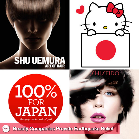 Beauty Companies Are Helping Japan (and You Can, Too)