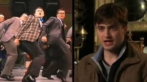 Video: Harry Potter and the Deathly Hallows Part II Clips and Cast Interviews, Including Daniel Radcliffe and Emma Watson