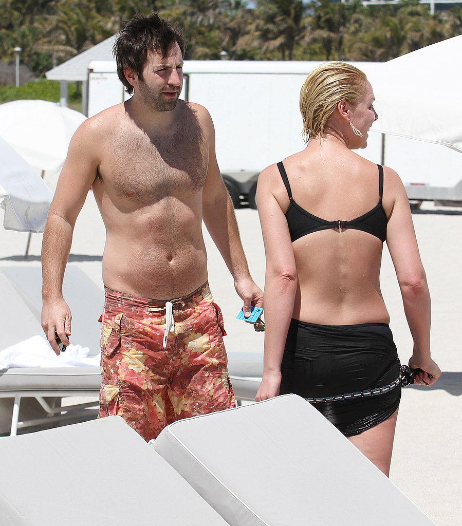 Pics: Katherine Heigl Wears a Little Black Bikini in Miami!