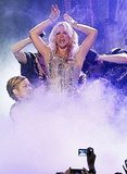 Britney Spears Rocks Her Packed SF Performance in Sexy Bodysuits — With Jason Front and Center!