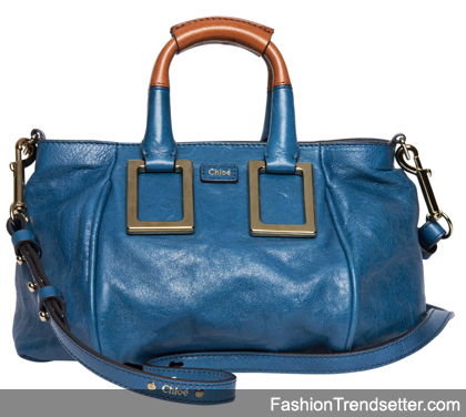 Accessories Color Trends for Autumn/Winter 2011/2012: Blue Moon