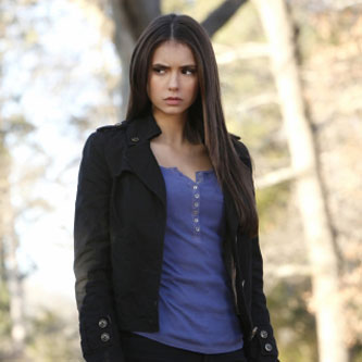 New Vampire Diaries Pics: Elena and Damon Set Off on a New Adventure