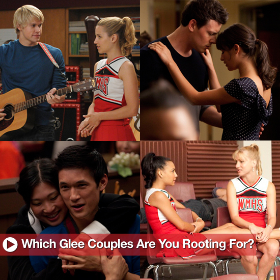 Which Glee Couples Are You Rooting For?