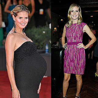 How Long It Takes For Celebrities to Lose Their Baby Weight