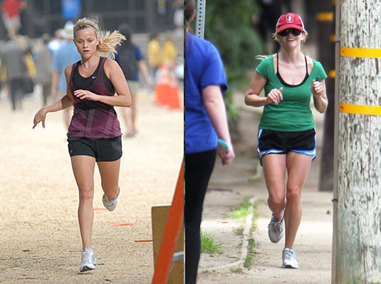 Happy 35th Birthday, Reese Witherspoon — 5 Ways the Actress Inspires Our Fitness Lives