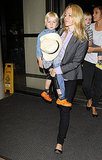 Naomi Watts Whisks Her Blond Boys Away From LA