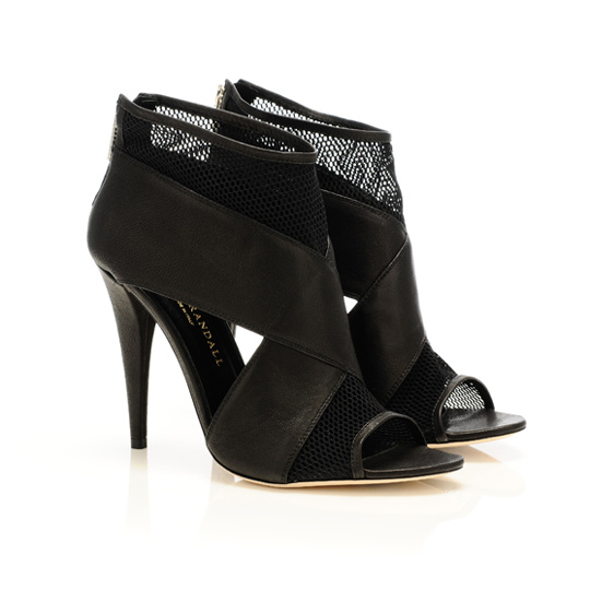 These Loeffler Randall Stilettos ($550), are a mix of leather and mesh (think breathability on hot days), which means these truly mix form and function.