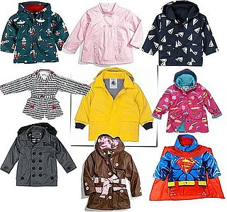 Spring Rain Coats For Kids