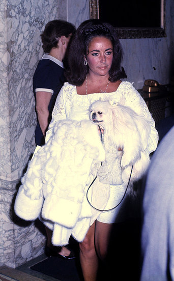 At the Plaza  Hotel in New York City, 1969