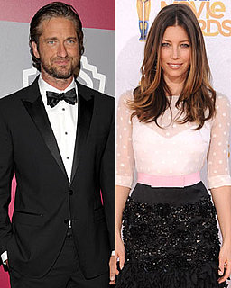 Jessica Biel and Gerard Butler Relationship Rumors