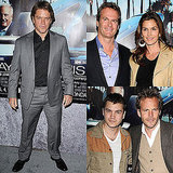 Pictures of Matt Damon, Cindy Crawford, Rande Gerber