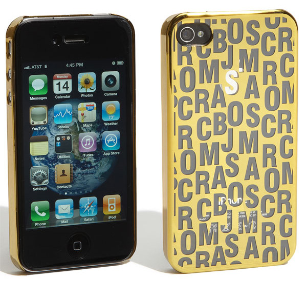 Dress Your Phone in Marc by Marc!