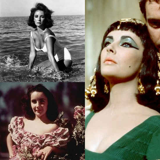 A Look Back at Elizabeth Taylor's Beauty and Style