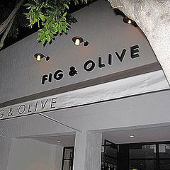 Fig &amp; Olive Opens in West Hollywood