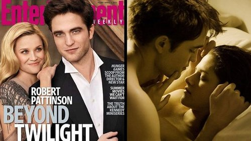 Video: Robert Pattinson and Reese Witherspoon Promote Water For Elephants With Entertainment Weekly Cover