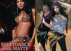 Kim Kardashian Takes Bellydancing Classes From Mayte Garcia