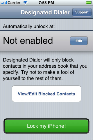 Designated Dialer ($1)