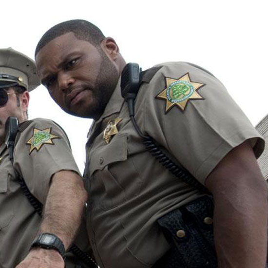 Anthony Anderson's Deputy Perkins?