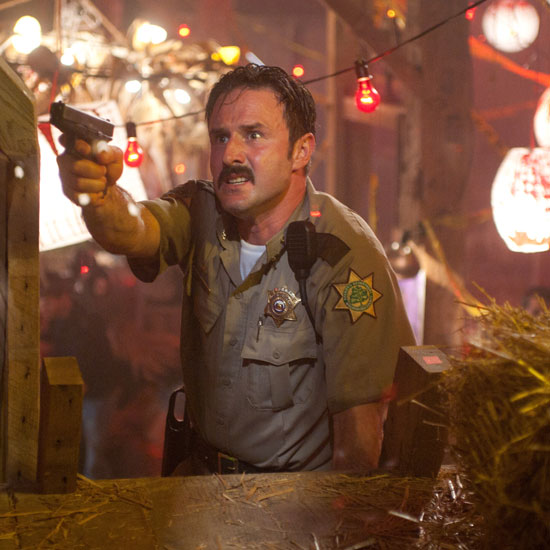 David Arquette's Sheriff Dewey Riley?