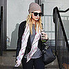 Pictures of Nicole Richie Leaving Gym
