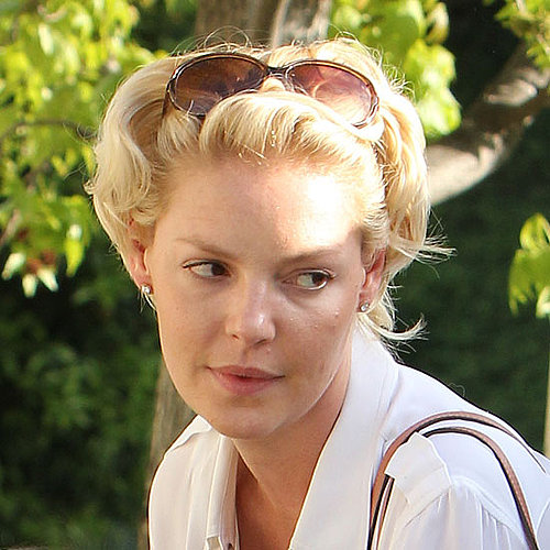 Pictures of Katherine Heigl With Naleigh Kelley in LA
