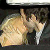 Pictures of Christina Aguilera Making Out With Matthew Rutler in Back of Car