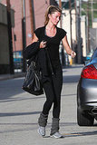 Gisele Bundchen Breaks a Sweat and Helps Save the Earth