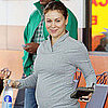 Pictures of Pregnant Alyssa Milano, Who Is Influential on Twitter